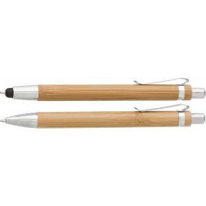 Bambusz tolkészlet